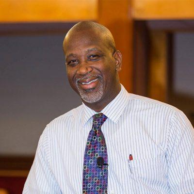 Pastor Jamale Johnson
